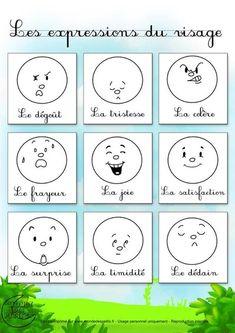 émotions - PICTOS ET CIE