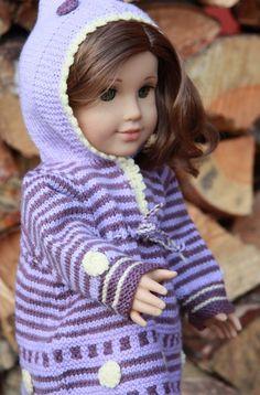 Knitting pattern for american girl doll
