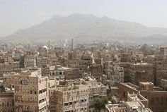 Sana, Yemen - Perched atop a height of about 2,300 meters, it's one of the highest capital cities and also one of the oldest places to remain populated continuously.