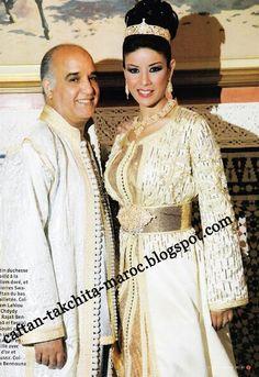 Leila Haddioui, Moroccan top model