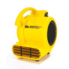 Shop-Vac 1032000 Mighty Mini Air Mover Dryer for Wet Carpets, Floors, Walls & Ceilings, 500 CFM Motor Drywall Installation, Tower Fan, Hepa Filter, Air Purifier, Outdoor Power Equipment, Cool Things To Buy, Flooring, Mini, Shopping