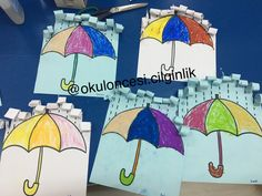 Diy And Crafts, Paper Crafts, Cut And Paste, Preschool Art, Kindergarten, Classroom, Baby Shower, Autumn, Education