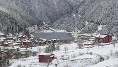 Photo - Landscape winter   Uzungöl / Trabzon / Türkiye