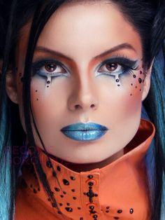 Fantasy make - up