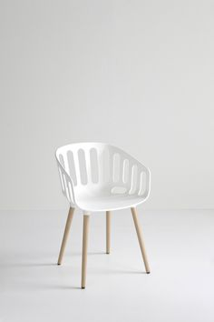 Basket Chair designed by Alessandro Busana for Gaber