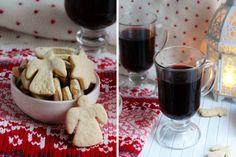 Сегодня я к вам с финско-шведско-эстонским рождественским настроением. Вернее с традиционными для этих стран рождественскими напитком и печеньками. И первое, и…
