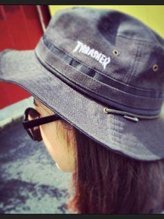 amitaso│THRASHER'sHatLooks-WEAR