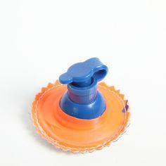 Beflügelt _ Ventilo, blue orange | Astrid Jansen Blue Orange, Swimming, Repurpose, Bags