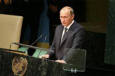 - Терпеть положение, которое складывается в мире, невозможно, - с этого жесткого тезиса президент России перешел в своем выступлении на сессии Генеральной ассамблеи ООН к разговору о действиях террористической организации «Исламское госуда...  #оон, #россии, #президент, #мире,, #госуда... #Likada #PRO #News | #новости