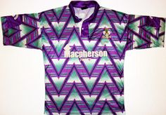 """Bury Away - This is a corker! Retro Football Shirts, Football Casuals, Football Uniforms, Retro Shirts, Football Kits, Vintage Football, Vintage Shirts, Goalkeeper Kits, Vintage Jerseys"