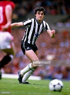 English Football League Division One Manchester United v Newcastle United Wesley Saunders