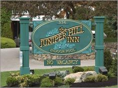 Ogunquit Maine Hotels ~ The Juniper Hill Inn. Very Clean, Walk to Everything, & The Price is right!