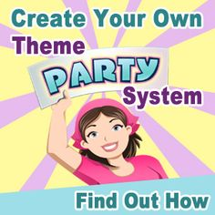 Home party plan game ideas