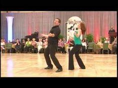 Robert Royston & Melissa Rutz West Coast Swing Grand Nationals 2009