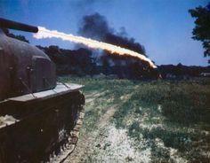 Segunda guerra mundial a color II