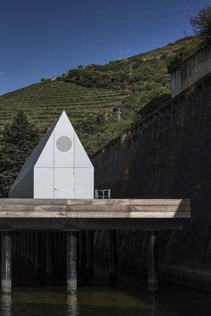 Cais Bagaúste by Belém Lima Arquitectos | © Fernando Guerra, FG+SG Architectural Photography.