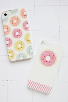 Donut Phone Cases - 30% Off with code CELEBRATE