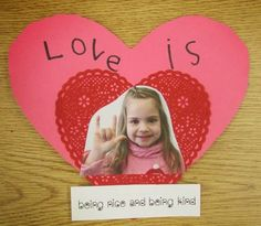 Kindergarten: Holding Hands and Sticking Together: Five for Friday January 24