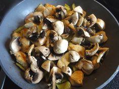 Magic Recipe, Black Eyed Peas, Greek Recipes, Yogurt, Stuffed Mushrooms, Yummy Food, Chicken, Vegetables, Kitchens