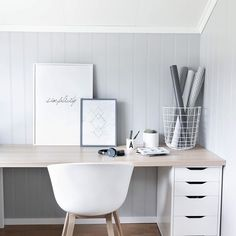 Office space For more interior, check out the Facebook group → inspire.me.interior - for interiørinteresserte #linkinbio ____________________________________________