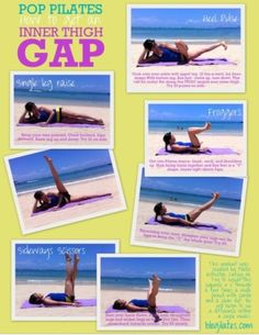 """""""inner thigh gap"""" is not my goal. but these moves look like a good workout."""