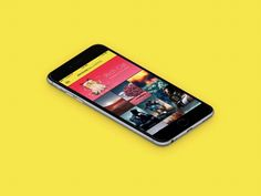 AWWWA App by Sponge Digital and Design