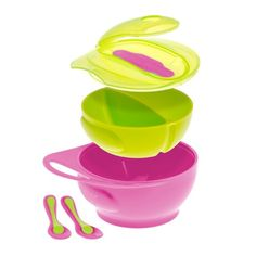 www.brothermax.com Easy-hold handle. Removable divider. Perfect for meals on-the-go. Microwavable vents in lid suitable for reheating food on-the-go. Wipe-edge for easy spooning & feeding. Mix & match lids with our Snack Pot Bowl. Ideal for little ones to encourage self-feeding. BPA-free