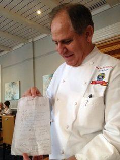Chef John Folse.jpg. Fried chicken