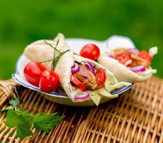 Des idées de recettes fraîches, parfaites pour vous prélasser dans l'herbe le temps d'un pique nique alléger en bonne compagnie...