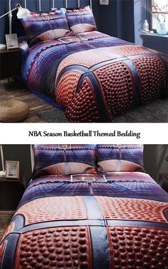 Basketball lovers bedroom for kids and teens