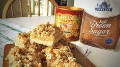 Gluten Free Gooey Caramel Anzac Slice 03