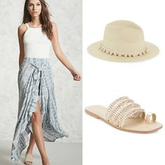 Shop Tanger Outlets to feel like a million bucks on your next getaway with my top 10 resort wear tips. Beach Accessories, Resort Style, Resort Wear, Style Inspiration, Bag, How To Wear, Shopping, Tops, Fashion