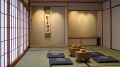 simple living room, japanese style. might save budget!