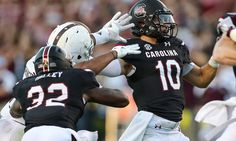 QB battle rages on between Orth and McIlwain at South Carolina = South Carolina relied on dual-threat quarterback Brandon McIlwain to start Saturday's game against No. 9 Texas A&M, which resulted in a 24-13 loss. The meager offensive performance means the Gamecocks have a position battle raging under center.  McIlwain, a.....