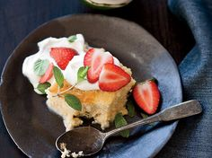 Tres Leches Cake with Strawberries | Food & Wine goes way beyond mere eating and drinking. We're on a mission to find the most exciting places, new experiences, emerging trends and sensations.