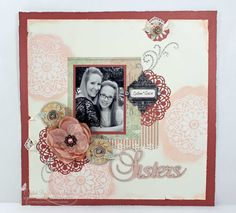 Stamps - Our Daily Bread Designs Doily Blessings, ODBD Custom Doily Dies, ODBD Soulful Stitches Paper Pad Collection