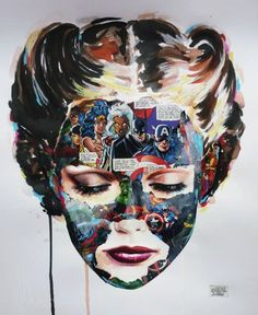 sandra chevrier watercolour - Google Search