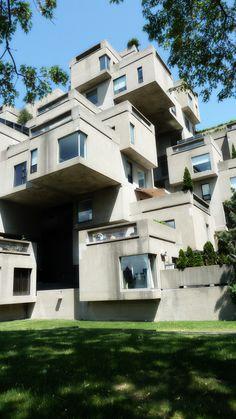 Clásicos de Arquitectura: Hábitat 67,© Juan Muñoz