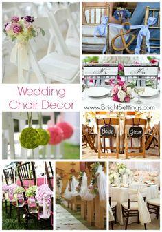 small church wedding decoration with chairs | church wedding decor ...