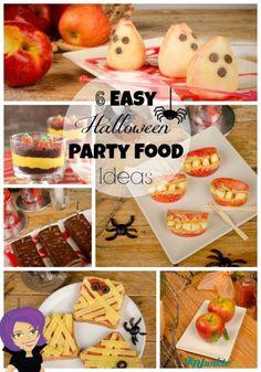 6 Easy Halloween Party Food Ideas | eBay