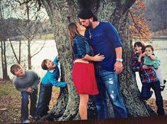 Aj styles and his family