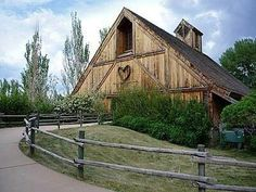 beautiful dream barns | Beautiful barn