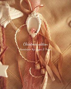 #luckycharms2018 #sugarandpearls #ceramicscharms Lucky Charm, Burlap, Charms, Reusable Tote Bags, Sugar, Christmas, Handmade, Xmas, Hand Made