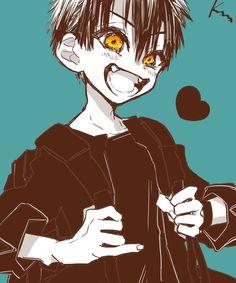 Manga Anime, Anime Guys, Toilet Boys, Hanako San, Estilo Anime, Gaara, Animes Wallpapers, Cute Boys, Manhwa