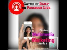 Facebook Live with Naomi Mc Laughlan / Episode 2