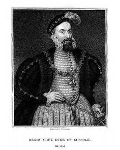23rd February 1554: On this day in history of Henry Grey, Duke of Suffolk and father of Lady Jane Grey was executed upon Tower Hill. He was executed as a traitor for his part in Wyatt's Rebellion. He was buried in the Chapel of St Peter ad Vincula in the Tower of London