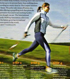14 Best Nordic Pole Walking Images Nordic Walking Benefits Of