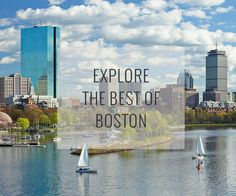 Famous for its history, culture and a treasure trove of attractions, Boston is truly where it all began. Explore the best of Boston.
