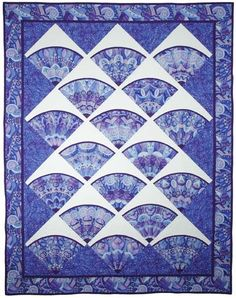 Stack-n-Whack Magical Fans Quilt