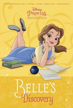 An all-new chapter-book series introducing each Disney Princess as a young girl! Before Belle went to the enchanted castle and met the beast, she was. Fera Disney, Arte Disney, Disney Magic, Disney Art, Disney Pixar, Disney Wiki, Disney Princess Pictures, Disney Pictures, Disney Princess Toddler